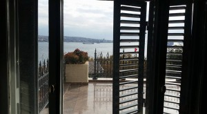 istanbul appartement a louer terasse vue  bosphore