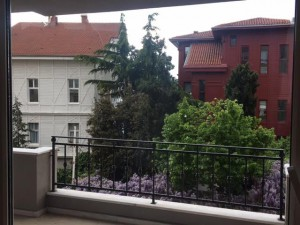 istanbul apartment for rent terasse seaview 5 rooms security garage