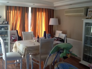nisantasi fully furnished flat for rent