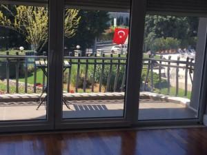 istanbul istinye park near villa condo for rent